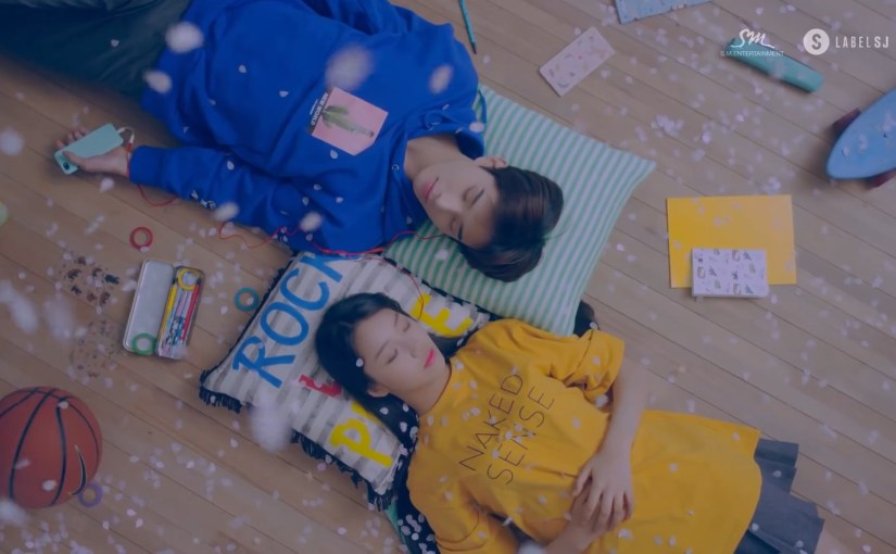 [MODEL] Yesung – 'Paper Umbrella (예성 '봄날의 소나기)' starringJUNGWOO