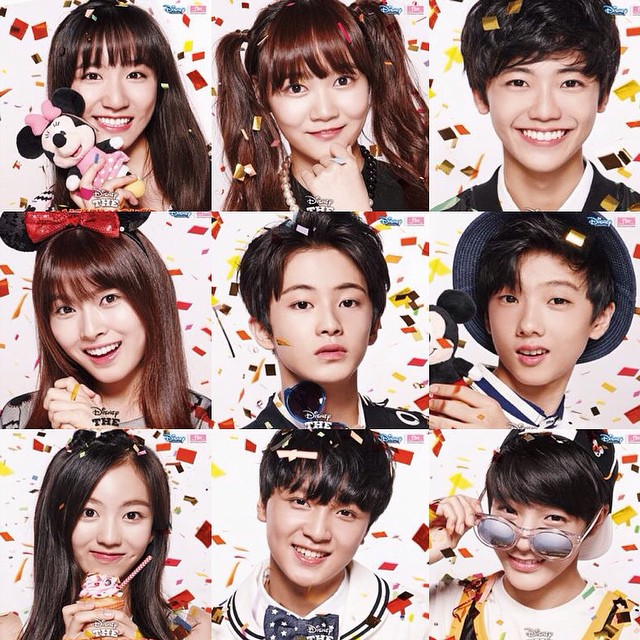 Mickey Mouse Club With SM ROOKIES