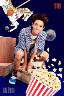 digital booklet_chewinggum_renjun