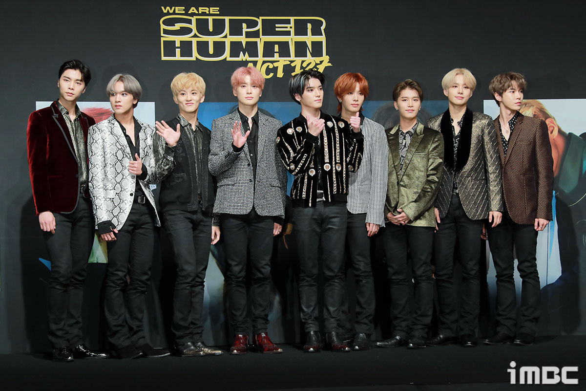 Image result for nct 127 superhuman