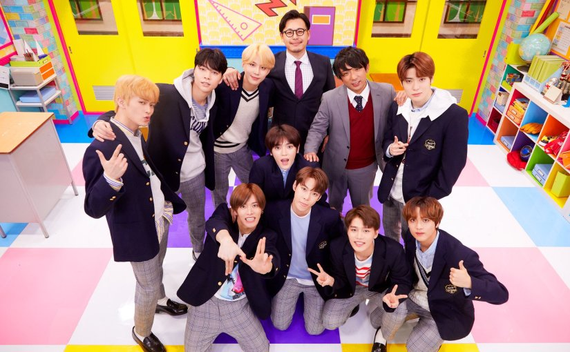 NCT 127 Teach MeJapan!