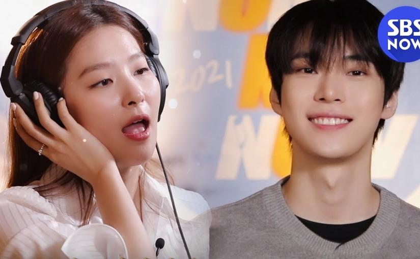 [BTS] Doyoung (Various Artist / Hope TV SBS) – '2021 지금 다시 하나 되어' Making/Behind
