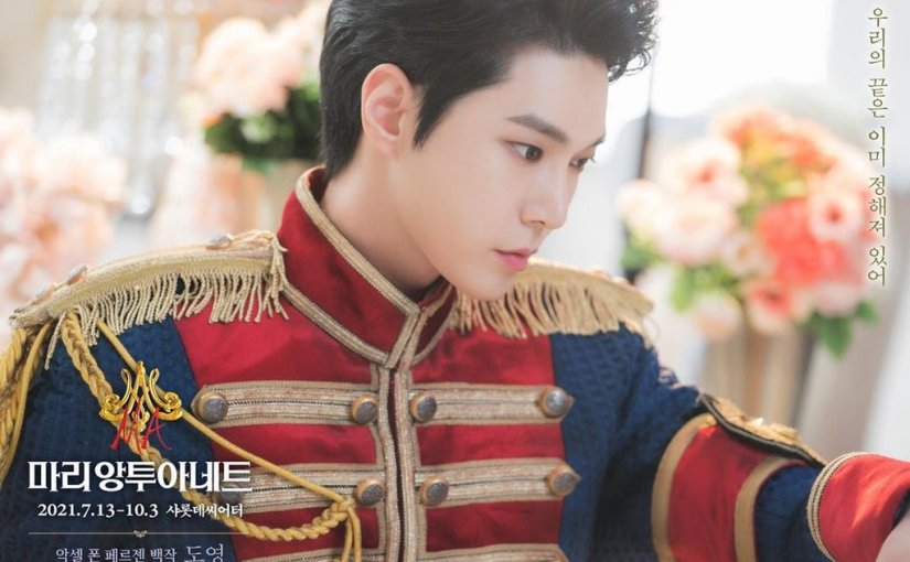 [MUSICAL] 'Marie Antoinette (마리 앙투아네트)' with DOYOUNG(2021)