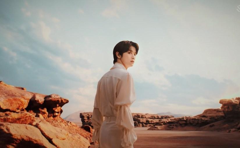 [MODEL] Kangta – 'Free To Fly 2021' starringSUNGCHAN