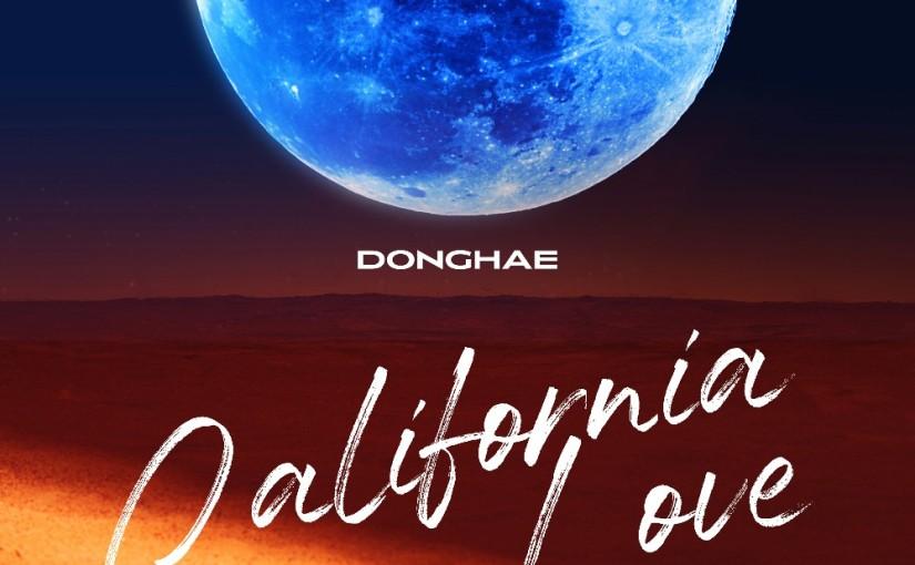 [LYRICS] Donghae – 'California Love (feat.JENO)'